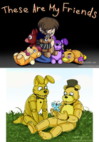 FNAF things by Shokly