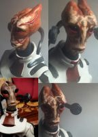 Custom Mordin by Punslinger