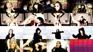 2NE1 - Clap Your Hands by MEV1212