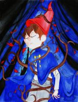 Over the garden wall ------Wirt------ by arimi-19