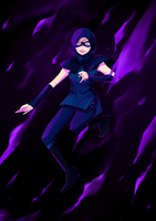 Rogue of Void by Wa-me