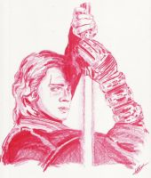Anakin Skywalker by Faraith
