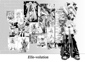 Elle-volution by ComiPa