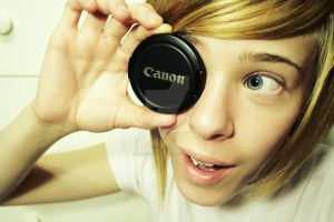 Canon Kid by kaileecripson