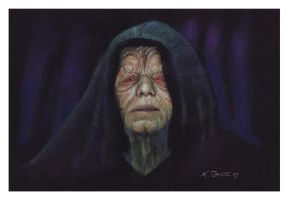 Darth Sidious by ktalbot