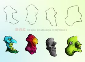 DAC Shape Challenge by KKylimos