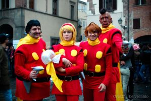 Lucca Comics and Games 2013 by CrimsonInChains