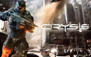 crysis wallpaper by ilikepie-123