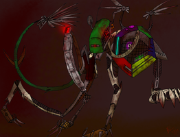 9 Creature Contest FINAL by 0ArmoredSoul0