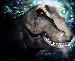T-Rex by Bamboo-Learning