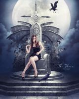 The Throne by flina