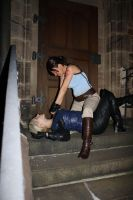 Jill Valentine Resi 5 by Chaos-Sephi