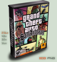 :case: GTA San Andreas by foxgguy2001