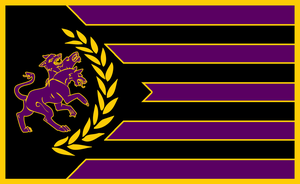 Cerberus Flag by 1Wyrmshadow1