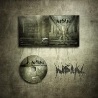 Insain CD Artwork by YagaK