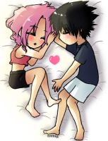 Good Morning - SasuSaku by MiseryLolita