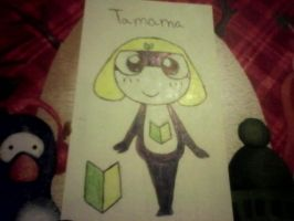 sgt frog: Private Second Class Tamama by koikoi19