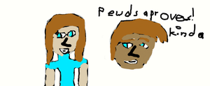 horrible drawing of me by supercrossrider51