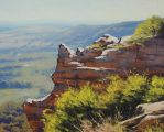 Blue Mountains Lithgow by artsaus
