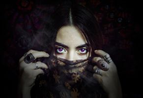 Manat by cromatic-blood