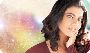 Kajol Signature by scarletartista
