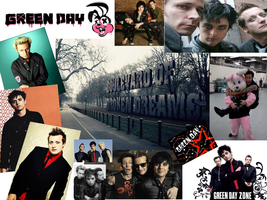 Wallpaper- GREEN DAY by lytre98