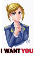 Natalia Poklonskaya want you by mickking