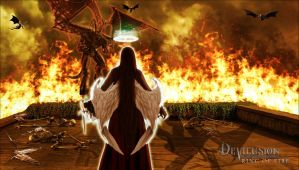 Ring of Fire by D3vilusion