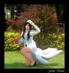 Generation Ahri cosplay 4 ~ League Of Legends by LyoeItsumi