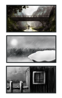 Thumbnail Paintings #2 by Auxuris