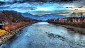 Hdr river by narsoi