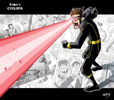 A quick cyclops by ESDRASC