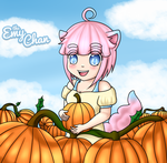 Day 7 Pumpkin by TheEmyChan