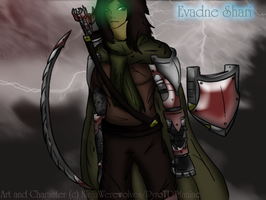 Evadne 2 by NinjaWerewolves