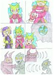 Mobius' greatest heroes: Siren Song page 25 by KivaEnergyArms