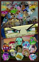 MLP : Slice of Life - Movie Poster by pims1978