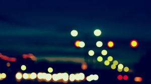Bokeh Intersection by atLevel1Alt