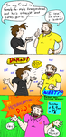 DADS SAY THE DARNDEST THINGS by fuzzyrobot