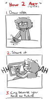 How 2 Art by vSock