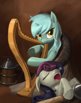 Bard Lyra and Kern Bon Bon by Bakuel
