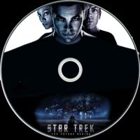 Star Trek Disc Label by RoadWarrior00