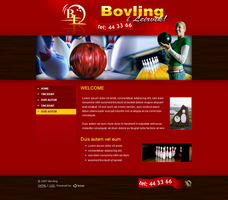 bovling by outlines