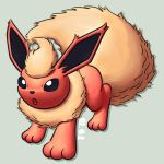 Flareon: Ready to Battle! by TheSerotonin