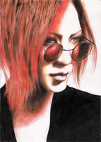 Ruki Portrait -Massive- by HayleyFeatRuki