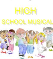 HIGH SCHOOL MUSICAL by Aquamarty