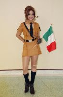 Nyotalia Italy 1 by TechnoRanma