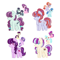 Crack Ship Adopts [CLOSED] by ivybruh