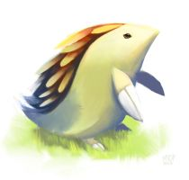 Sandslash by sketchinthoughts