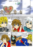 Sora and Parodies: Skirts pg.1 by Sora-to-Kuraudo