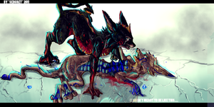 .: The moment of Truth.: Switchblood  comic teaser by Saiicret